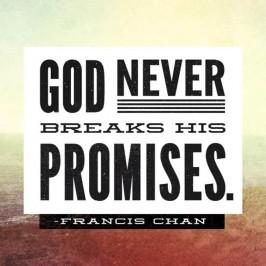 No Broken Promises