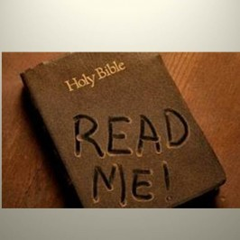 The Bible – Read Me!