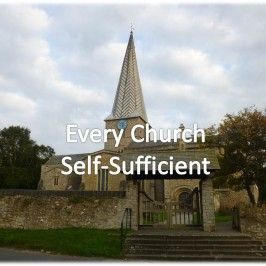 Every Church Self-Sufficient