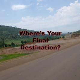 Where's Your Final Destination?