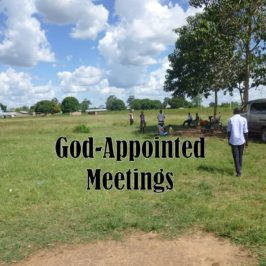 God-Appointed Meetings