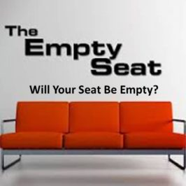 Will Your Seat Be Empty?