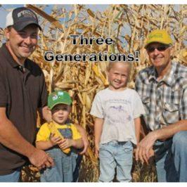 Three Generations!